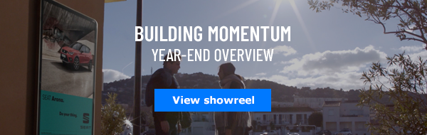 BUILDING MOMENTUM - YEAR-END OVERVIEW - View showreel